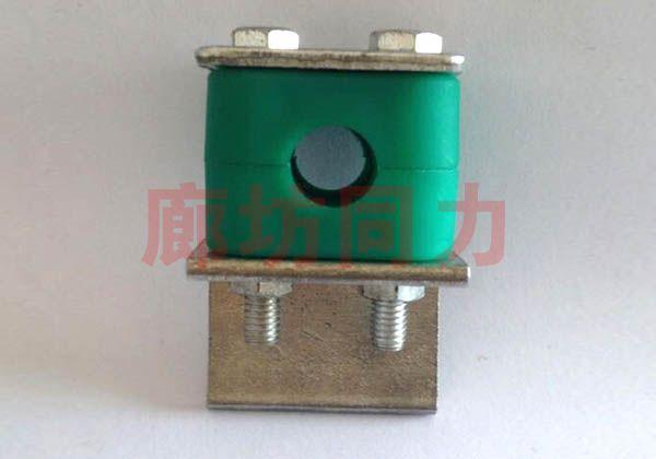 重型管夹角形焊接板