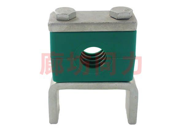 重型管夹桥形焊接板