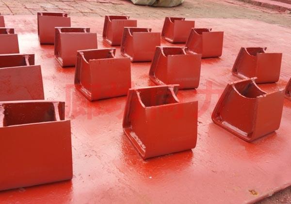 水平管道焊接支座