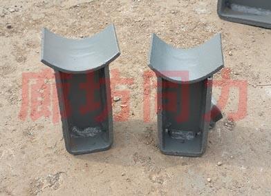 水平管道加强焊接支座