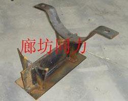 水平管道板式焊接支座