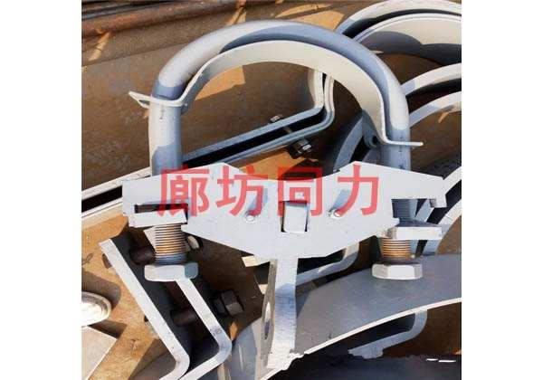 C形螺杆管夹