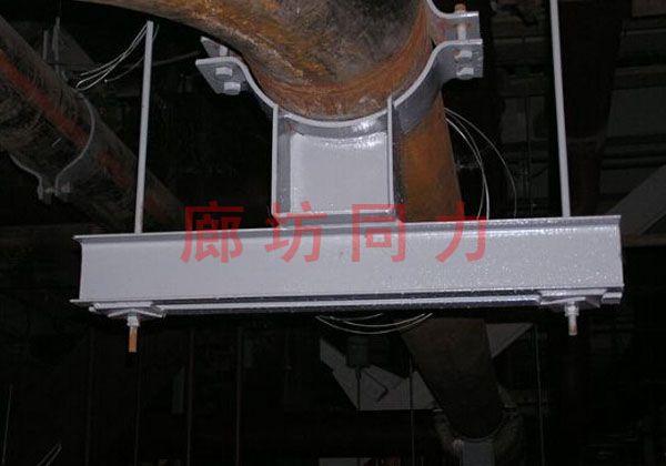水平管道钢横担双吊杆吊架