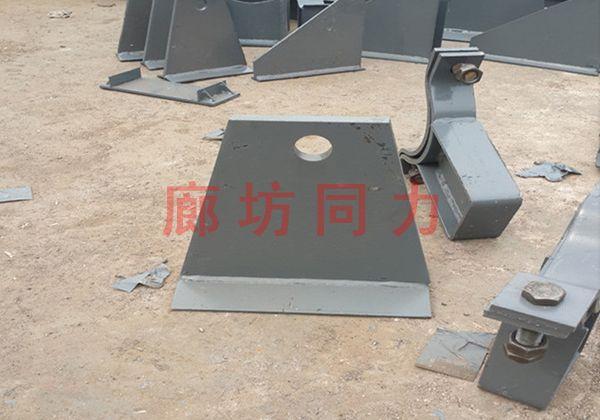 水平管道焊接吊架