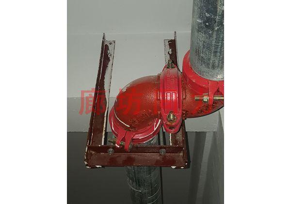 业型钢吊架