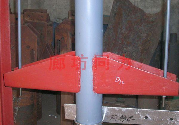 垂直管焊接鳍形吊板