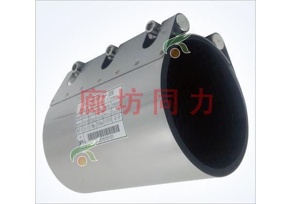 单卡式管道连接器
